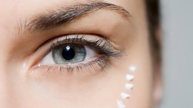 Prirodne maske i obloge za borbu protiv bora oko očiju