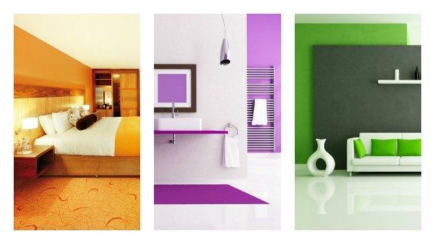 Uređenje stana i hromoterapija