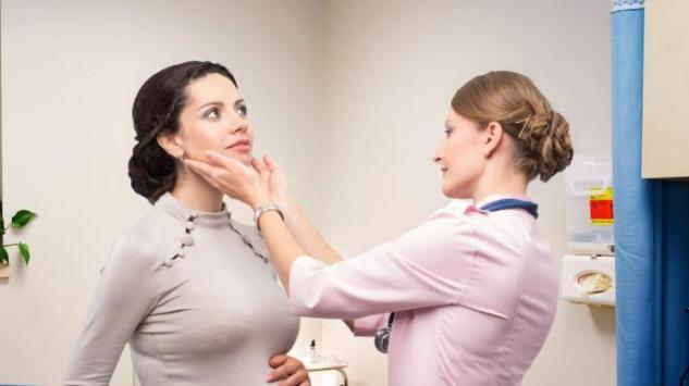 Štitna žlijezda - najčešći simptomi