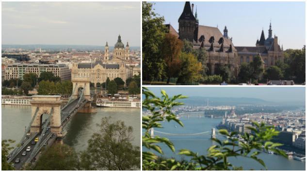 Budimpešta: Ljepota na devet mostova