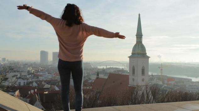 Praznična čarolija u Bratislavi