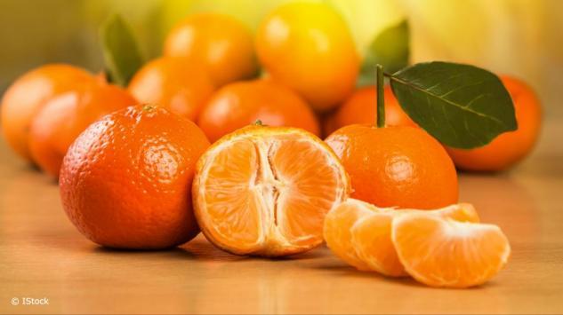 Mandarine u službi ljepote