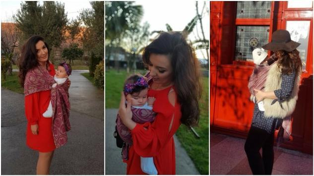 Iskustvo jedne mame: Babywearing – Spasonosna marama