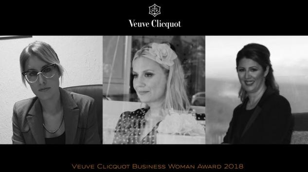 27. septembra dodjela Veuve Clicquot Business Woman Award 2018