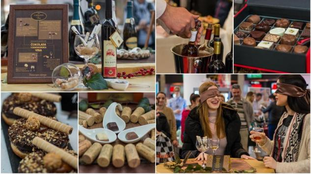 Omiljeni ukusi stižu u podgoričku Deltu: Sedmo izdanje manifestacije Čokolada i vino