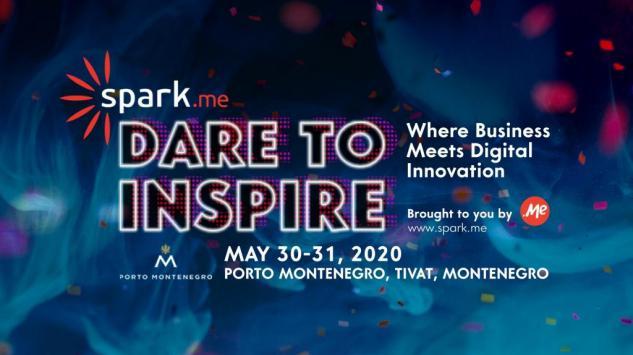 Postanite zvanični bloger konferencije Spark.me 2020