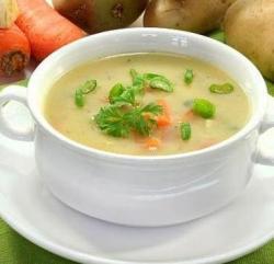 Bakin recept za krem-čorbu od povrća