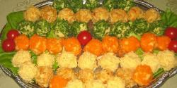 Šarene kuglce od krompira