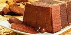 Ledeni čokoladni kolač