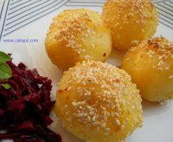 Krompir sa susamom