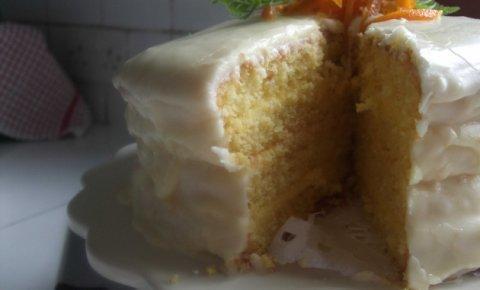 Tuniski kolač sa pomorandžom