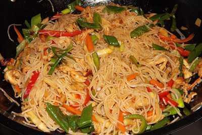Mediteranska tjestenina sa piletinom
