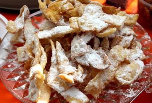 Mirisne i hrskave dalmatinske kroštule