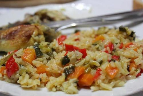 Ni rižoto ni pilav, već nešto između