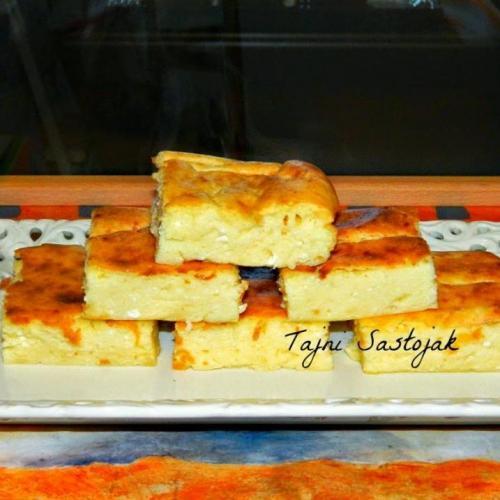 Tiripita - Grčka pita sa sirom