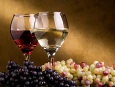Crno vino - Bijelo vino