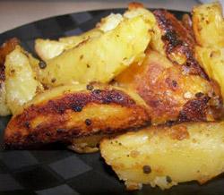 Peceni krompir