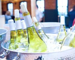 Toplo bijelo vino