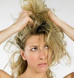 Ostatke preparata za oblikovanje kose uklonićete...