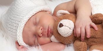 Pomozite vašoj bebi da spava cijelu noć