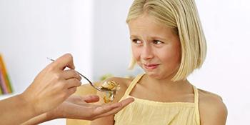 Šta kad je dijete probirljivo u ishrani