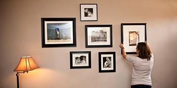 Foto - kolaž na zidu