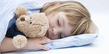 Spavanje do 3. godine
