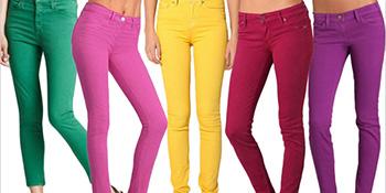 Trendi džins za proljeće/ljeto 2012
