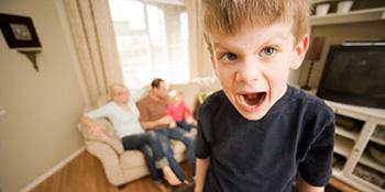 Dijete sa poremećajem pažnje