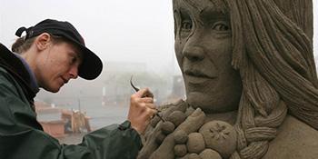 Umjetnička djela od pijeska