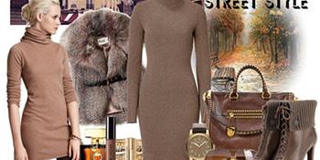 Kombinacije u trendi bojama za zimu 2012/2013 – 2. dio