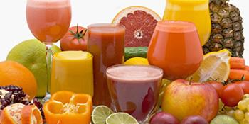 Prirodni sokovi od voća i povrća - zdravstvene koristi