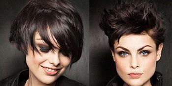 Eksperimentišite sa kratkom kosom