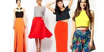 Suknja je komad koji morate imati: Ove sezone nosi se čak pet različitih modela