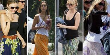 Hit ovog ljeta: duge suknje