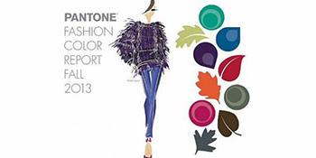 Pantone objavio listu najpopularnijih boja za jesen 2013.