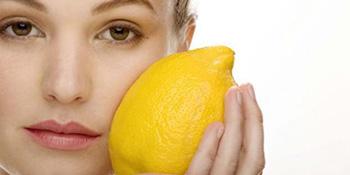Losion od peršuna i limuna za skidanje fleka sa lica