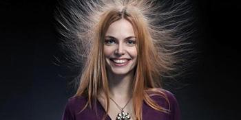 Spriječite naelektrisanost kose u 5 koraka