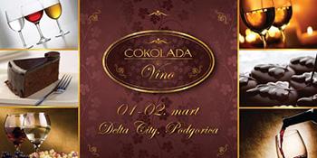 Čokolada i Vino za nezaboravan vikend u podgoričkoj Delti