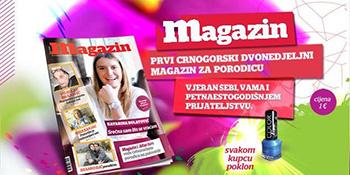 Prvi crnogorski petnaestodnevni Magazin