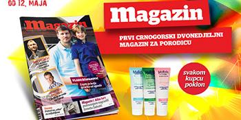 Šesti broj Magazina u prodaji od 12. maja