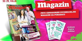 Sedmi broj Magazina u prodaji od 26. maja