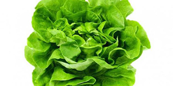 Zelena salata protiv crvenila