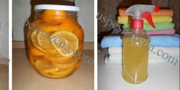 Prirodno sredstvo koje čisti, uništava bakterije, dezinfikuje....