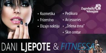 U Zagrebu, od 13. do 15. marta: Dani ljepote i fitnesa