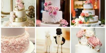Najpopularniji ukrasi za svadbene torte