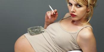 Ultrazvuk snimci: Kako beba u stomaku reaguje na duvanski dim majke pušača