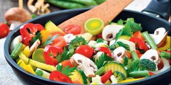 Dinstanje povrća bez ulja!