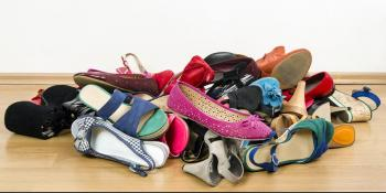 Riješite se neprijatnog mirisa iz cipela na 3 neobična načina