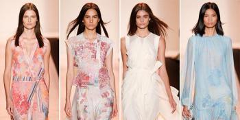 Ženstvene duge haljine u trendu i ovog ljeta